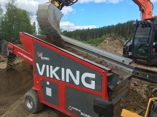viking sikteverk 8